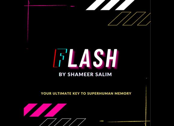 FLASH by Shameer Salim  (GV $24)