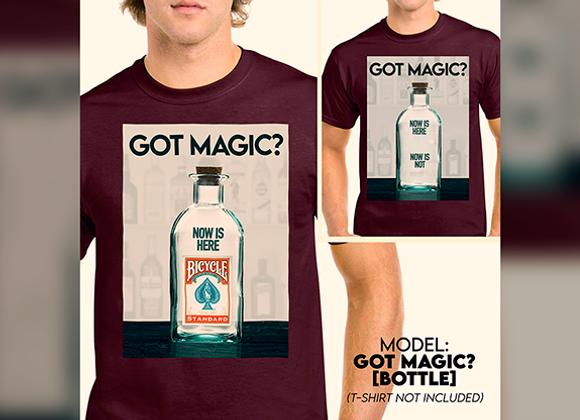 3DT / GOT MAGIC? by JOTA (GV $8)