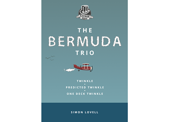 The Bermuda Trio booklet by Simon Lovell & Kay