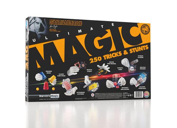 Ultimate Magic – 250 Tricks & Stunts