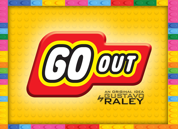 GO OUT by Gustavo Raley (GV $10)