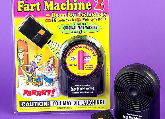 Fart Machine with Remote Control