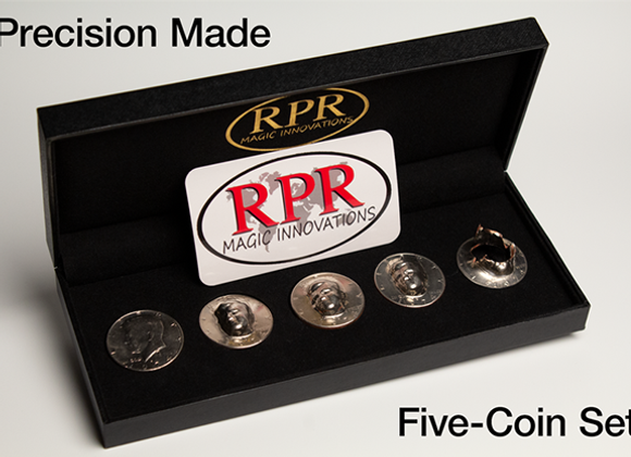 3D Kennedy Collection by RPR Magic Innovation (GV $50)