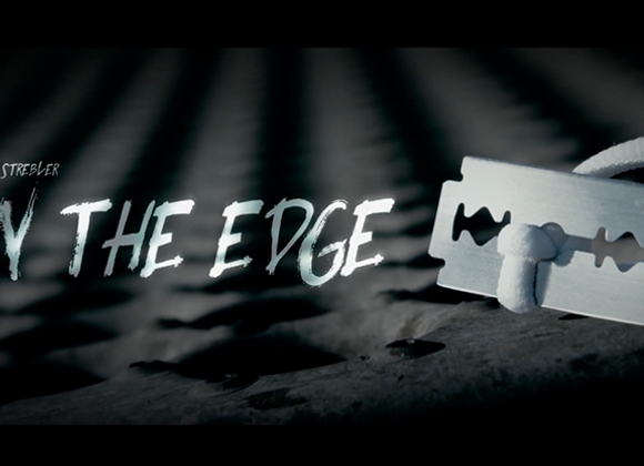 On the Edge by Morgan Strebler and SansMinds