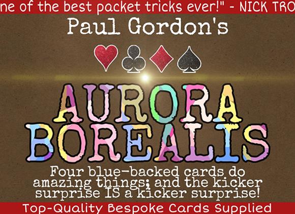 Aurora Borealis by Paul Gordon