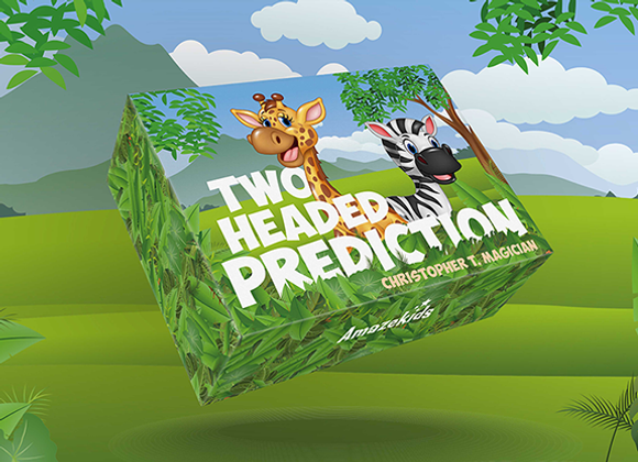 Two-Headed Prediction by Christopher T. Magic