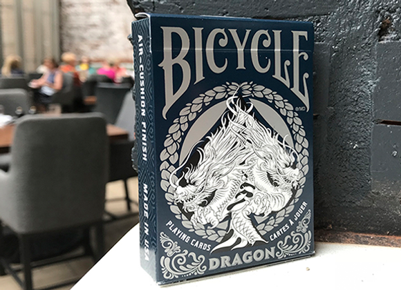 Bicycle Dragon Playing Cards by USPCC