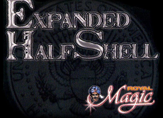 Expanded Half Shell (Struck) (Preowned)