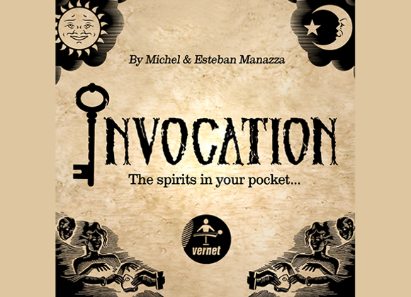 Invocation by Michel and Esteban Manazza (GV $12)