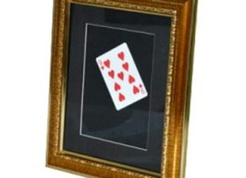 Card thru Frame