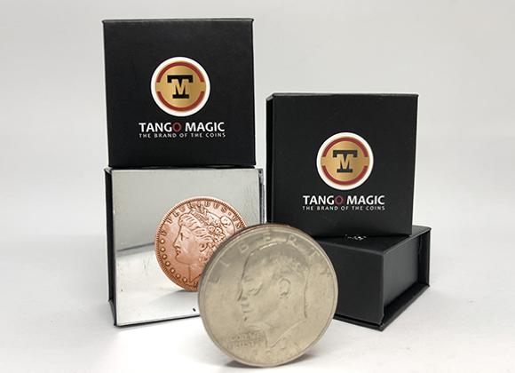 Copper Morgan Copper and Silver by Tango Magic  (GV $6)