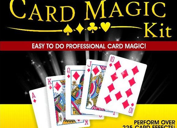 Ultimate Card Magic Kit