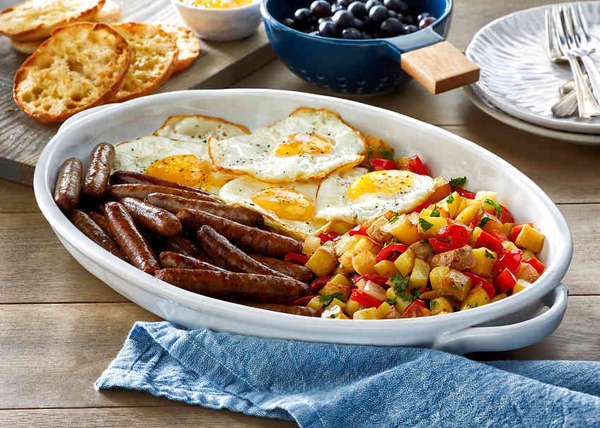 Family Style Breakfast