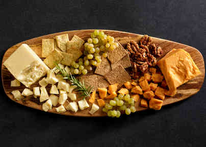 High End Cheese Tray