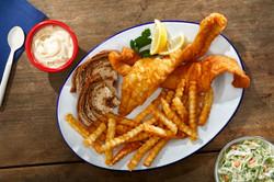 Fish Dinner - 2 Piece