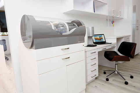 Product photography for Henry Schein Dental
