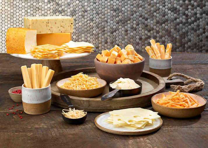 Product photography for Masters Gallery Foods