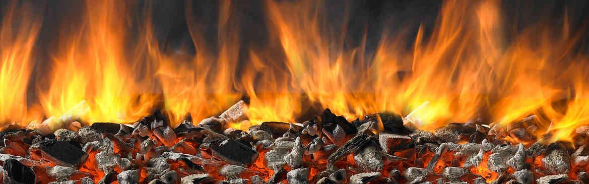 Grillin' Flames