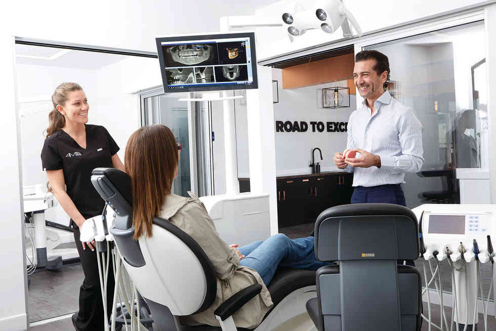 Lifestyle photography for Henry Schein Dental