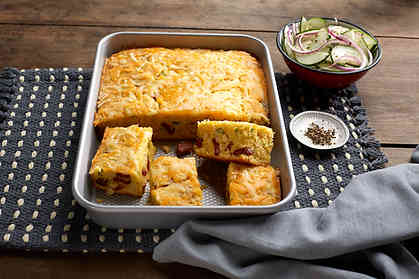 Food photography for Johnsonville Foods
