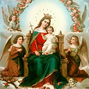 Poselství: Matka Maria
