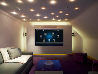 An Immersive Entertainment Experience with Professionally Installed Systems