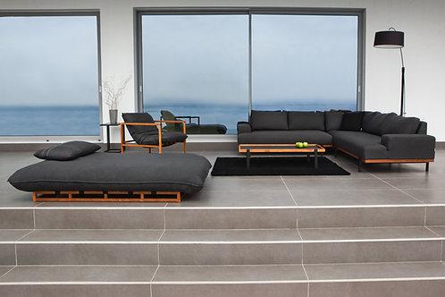 Portofino Teak Lounge (hoeksalon)