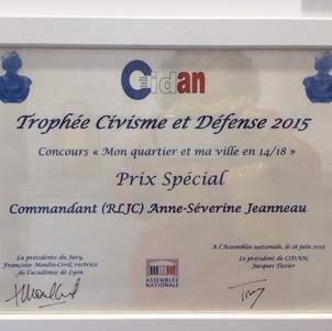 Prix RLJC