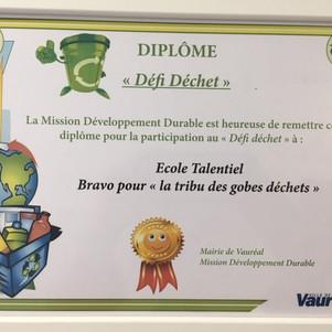 Prix Déchets