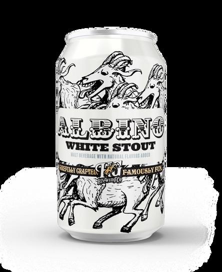 Horny Goat Brewing Company - Albino White Stout