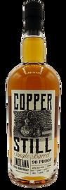 Copper Still Straight Bourbon Whiskey