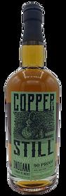 Copper Still Rye Whiskey 750ml Bottle