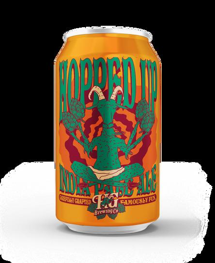 Horny Goat Brewing Company - Hopped Up IPA
