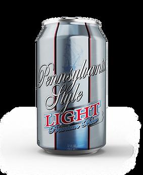Pennsylvania Style Beer 12oz Light Can