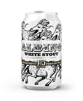Horny Goat Brewing Company Albino White Stoutpng