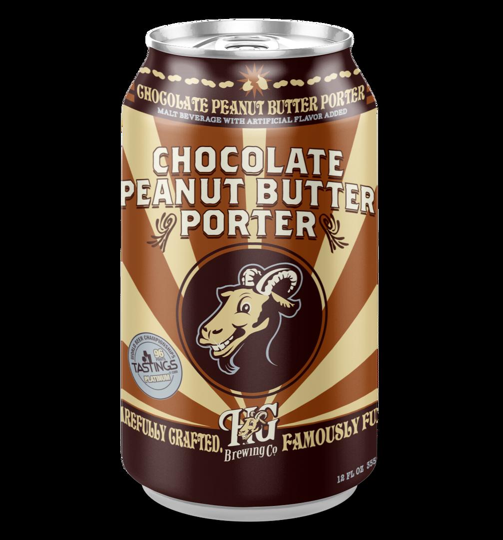 Chocolate Peanut Butter Porter