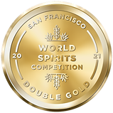 SFWSC 2021 Double Gold Award