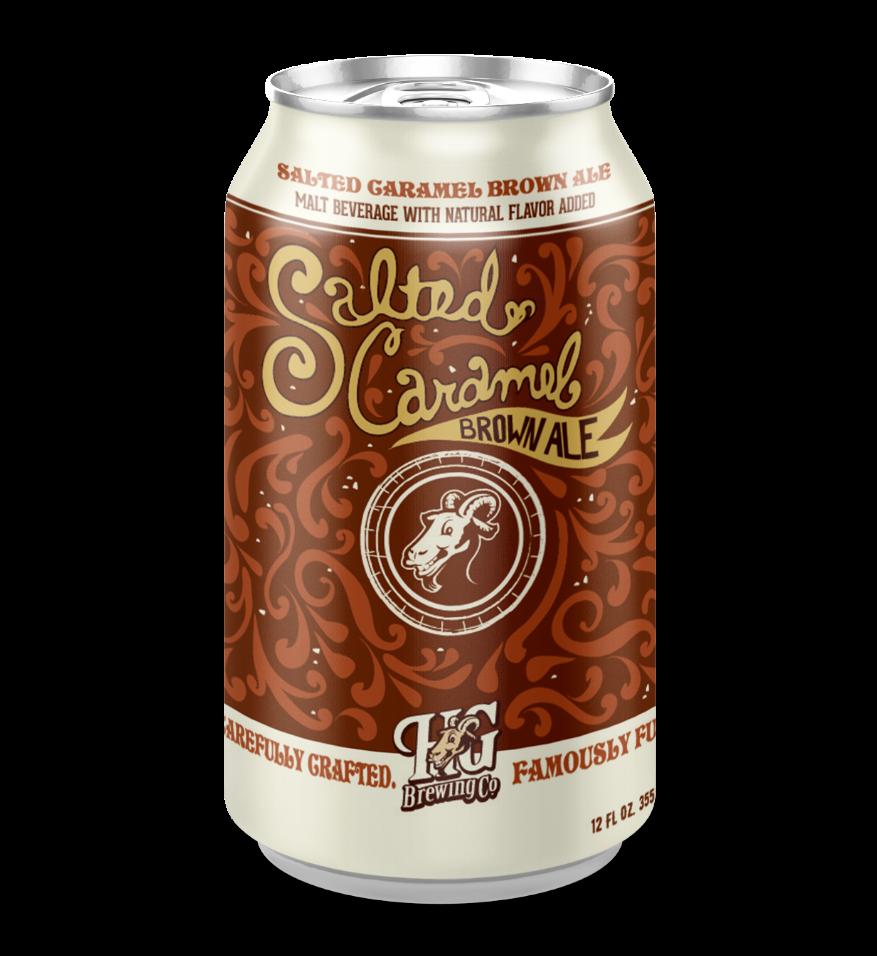 Salted Caramel Brown Ale