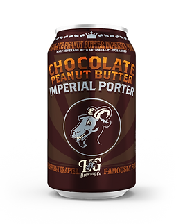 Horny Goat Chocolate Peanut Butter Imperial Porter