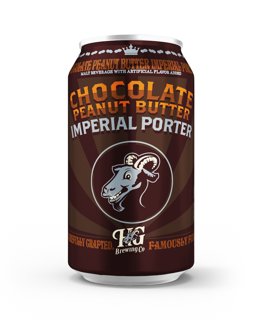Chocolate Peanut Butter Imperial Porter