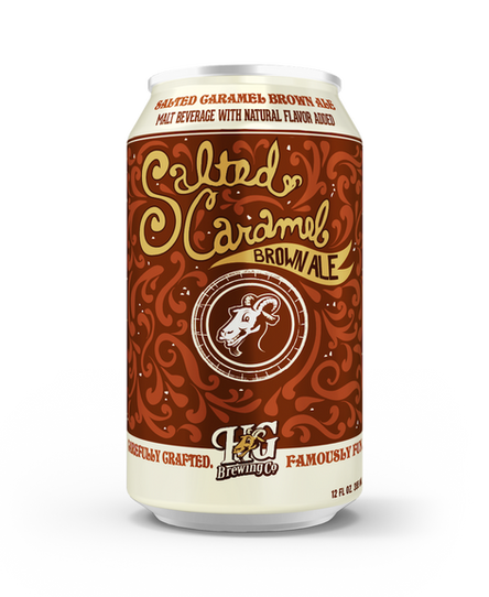Horny Goat Brewing Company - Salted Caramel Brown Ale