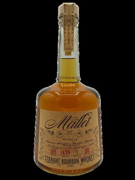 The Mallet Straight Bourbon Whiskey