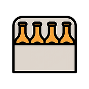Wholesale Beverage Carrier Icon