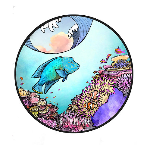 Great Barrier Reef - Print