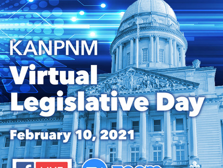 Virtual Legislative Day for APRNs in Kentucky. What does that mean?