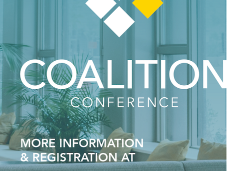 33rd Annual Coalition Conference set for April 20-23, 2021 in Louisville