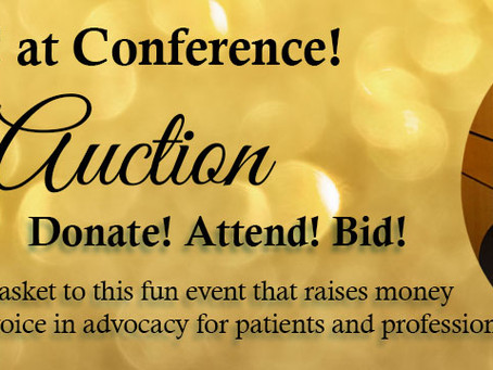 Back the PAC with Silent Auction donations and bids!