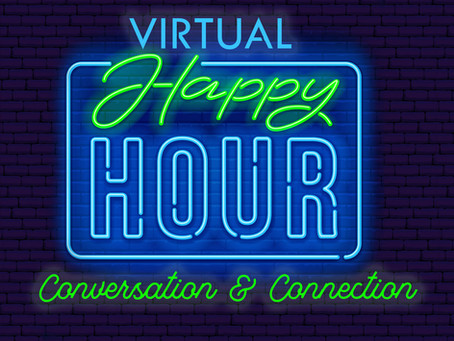 Get your smile on at an APRN Virtual Happy Hour