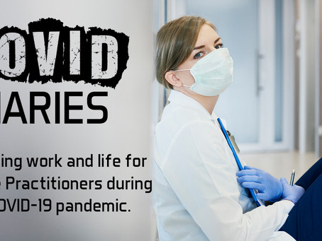 COVID Diaries: Share your perceptions of work and life during the pandemic