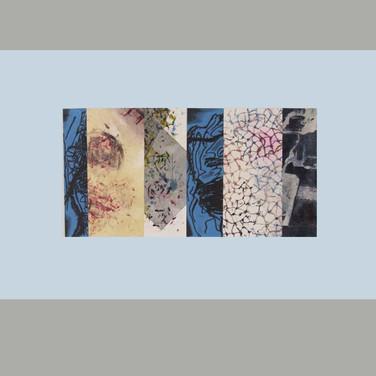 """Reflection 10"" Print Collage 15""H x 22""W"